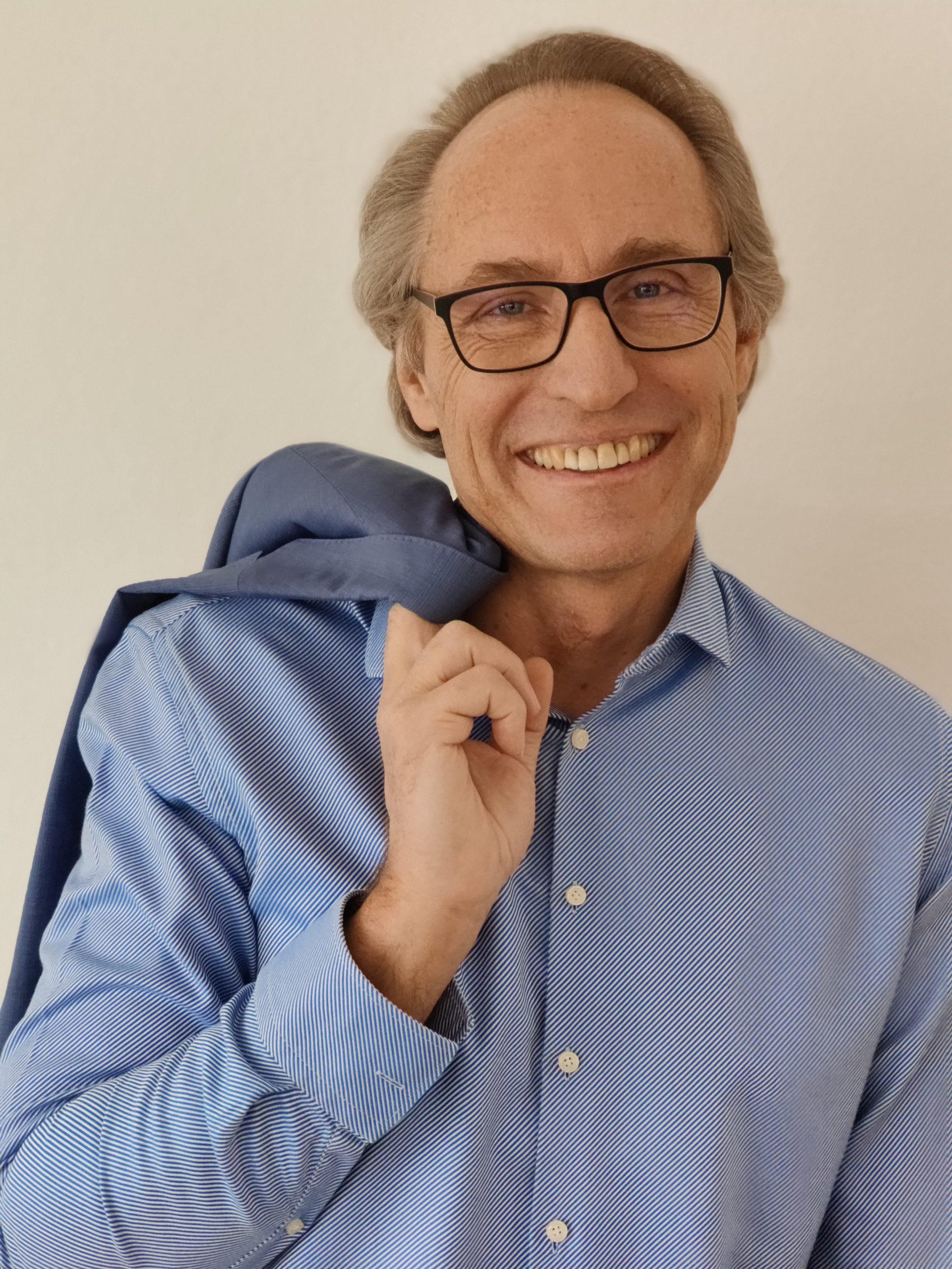 Wolfgang Ender Porträt
